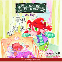 Katie Kazoo, Switcheroo #3: Oh, Baby! Cover