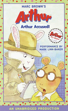 Arthur Accused! by Marc Brown