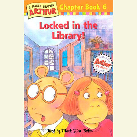 Arthur Locked in the Library by Marc Brown
