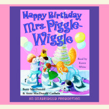 Happy Birthday, Mrs. Piggle-Wiggle Cover