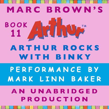 Arthur Rocks with Binky by