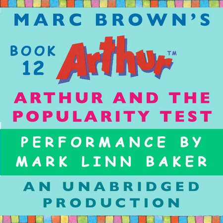 Arthur and the Popularity Test by