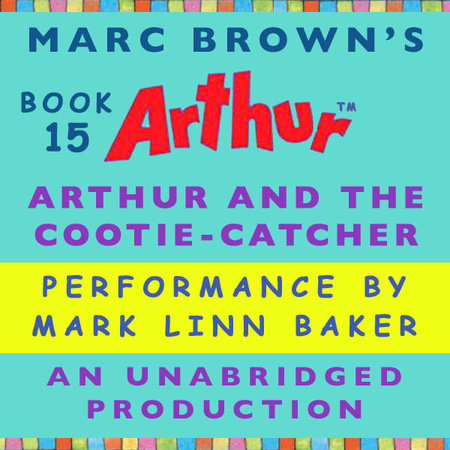 Arthur and the Cootie-Catcher by Marc Brown