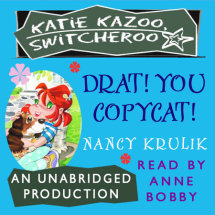 Katie Kazoo, Switcheroo #7: Drat, You Copycat! Cover