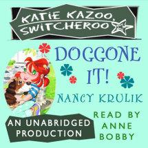 Katie Kazoo, Switcheroo #8: Doggone It! Cover