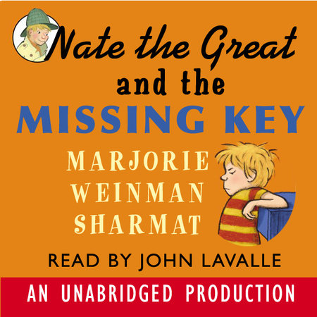 Nate the Great and the Missing Key by