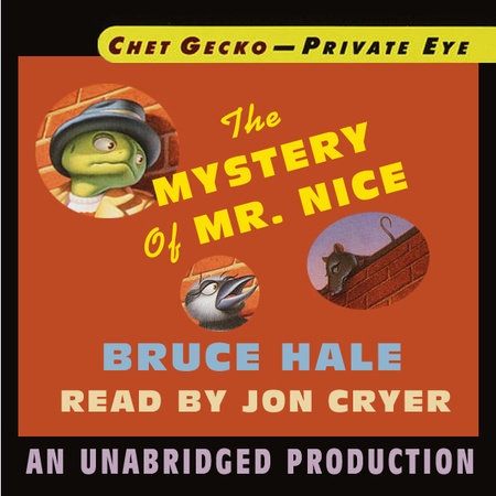 Chet Gecko, Private Eye, Book 2: The Mystery of Mr. Nice by