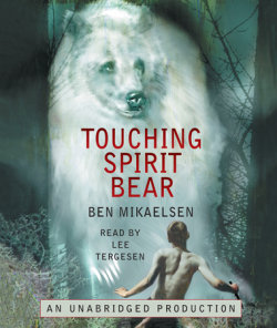 Touching Spirit Bear cover