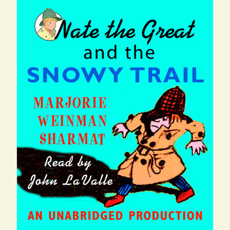 Nate the Great and the Snowy Trail by Marjorie Weinman Sharmat
