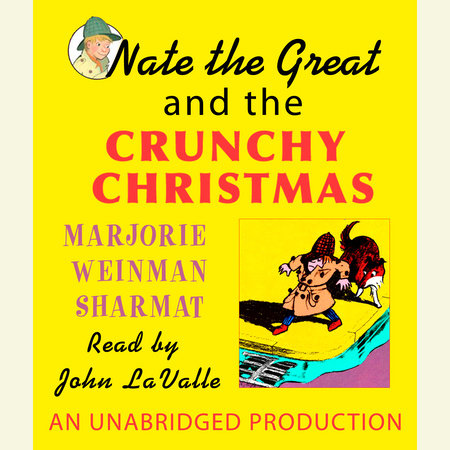 Nate the Great and the Crunchy Christmas by