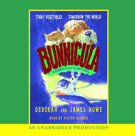 Bunnicula: A Rabbit-Tale of Mystery by James Howe