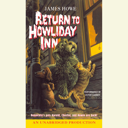 Bunnicula: Howliday Inn by James Howe