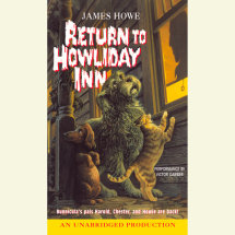 Bunnicula: Howliday Inn Cover