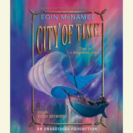 City of Time by Eoin McNamee