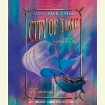 City of Time Cover