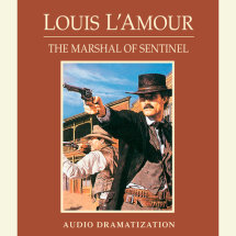 The Marshal of Sentinel Cover