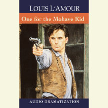 The One for the Mojave Kid Cover