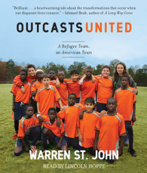 Outcasts United Cover