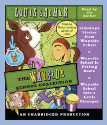 The Wayside School Collection Cover