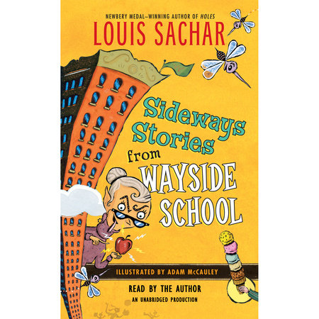 Sideways Stories from Wayside School by Louis Sachar
