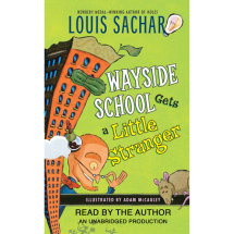 Wayside School Gets a Little Stranger Cover