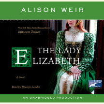 The Lady Elizabeth Cover