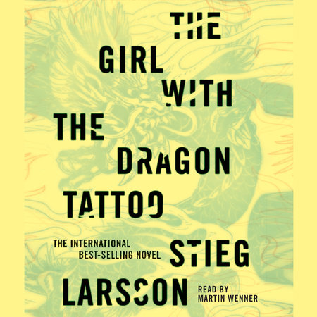 The Girl with the Dragon Tattoo by