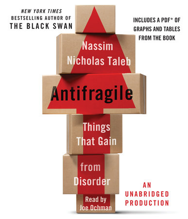 Antifragile by