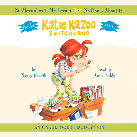 Katie Kazoo, Switcheroo #12: No Bones About It by Nancy Krulik