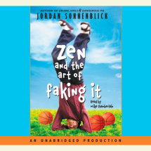 Zen and the Art of Faking It Cover
