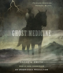 Ghost Medicine Cover