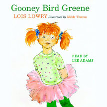 Gooney Bird Greene Cover