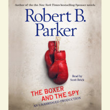 The Boxer and the Spy Cover