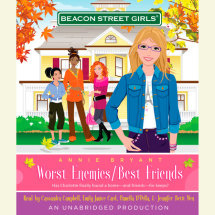 Beacon Street Girls #1: Worst Enemies/Best Friends Cover