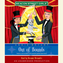 Beacon Street Girls #4: Out of Bounds Cover