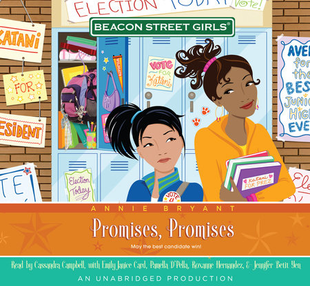 Beacon Street Girls #5: Promises, Promises by Annie Bryant