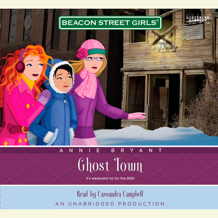 Beacon Street Girls #11: Ghost Town by Annie Bryant