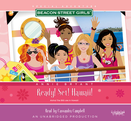 Beacon Street Girls Special Adventure: Ready! Set! Hawaii! by