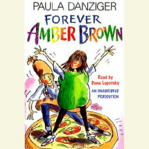 Forever Amber Brown Cover