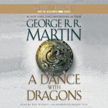 A Dance with Dragons Cover