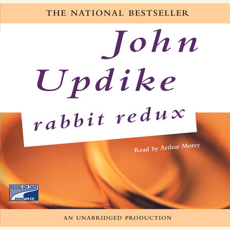 characteristics of john updikes writing