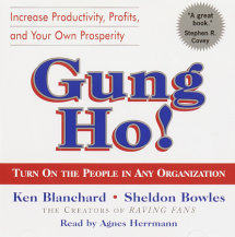 Gung Ho! Cover