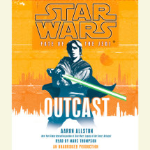 Star Wars: Fate of the Jedi: Outcast Cover