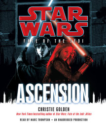 Ascension: Star Wars (Fate of the Jedi) Cover