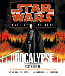 Apocalypse: Star Wars (Fate of the Jedi) Cover