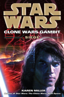 Siege: Star Wars (Clone Wars Gambit) Cover