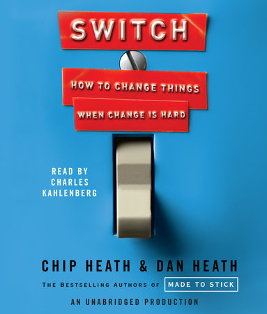 Switch by Chip Heath