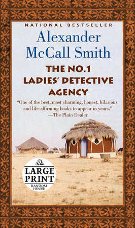 The No. 1 Ladies' Detective Agency by
