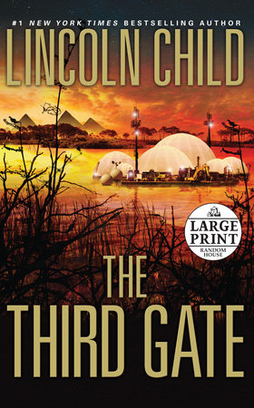 The Third Gate book cover