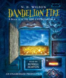 Dandelion Fire Cover
